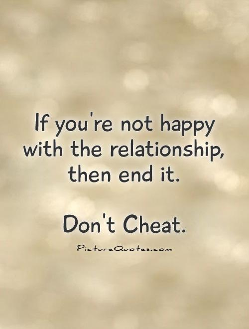 012 @ Cheating Quotes