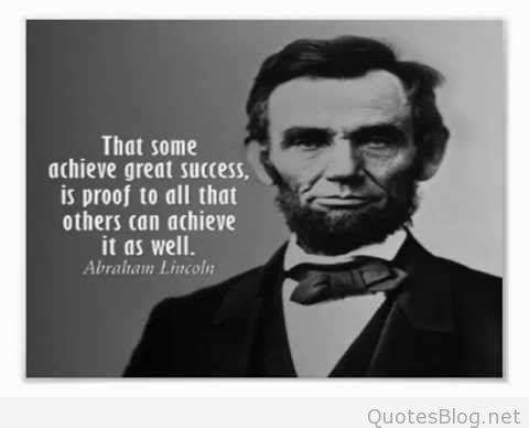 02 @ Abraham Lincoln Quotes