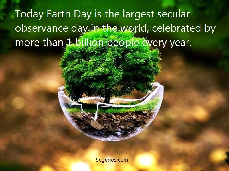 02 @ Earth Day Facts