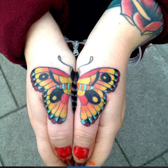 03 @ Butterfly Tattoo