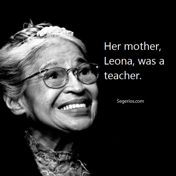 03 @ Rosa Parks Facts