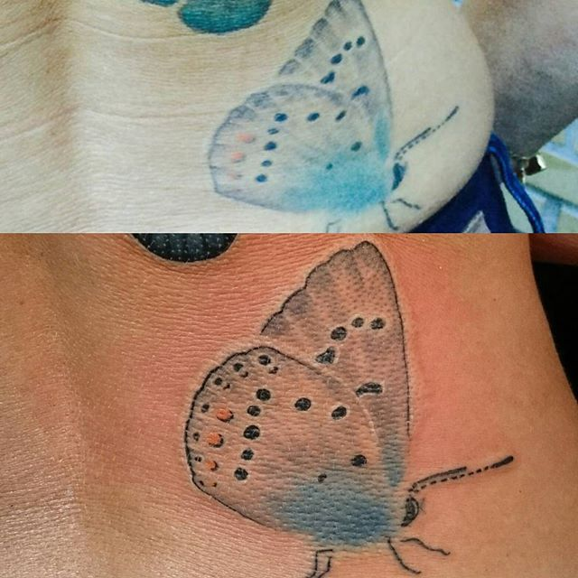039 @ Butterfly Tattoos Weather