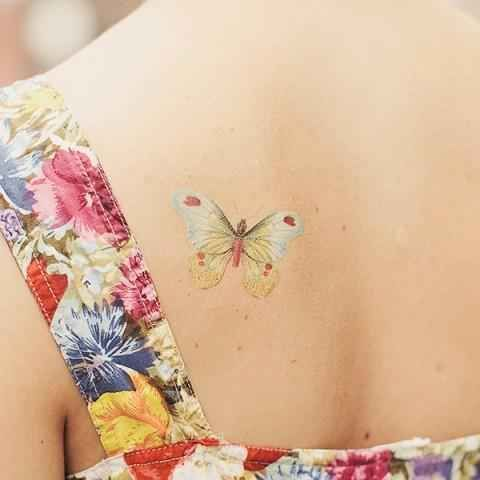 04 @ Butterfly Tattoos