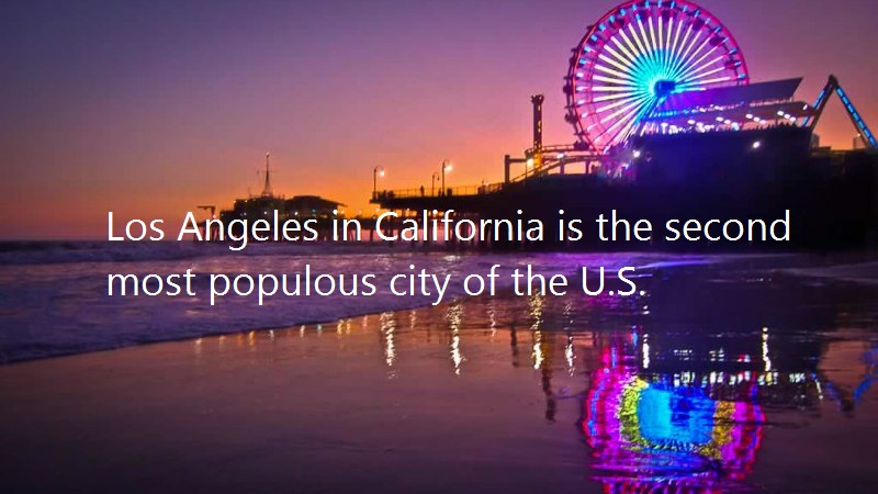 04 @ California Facts