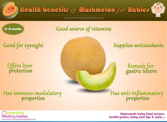 04 @ Health Benefits Of Cantaloupe