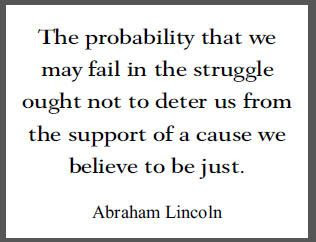 05 @ Abraham Lincoln Quotes