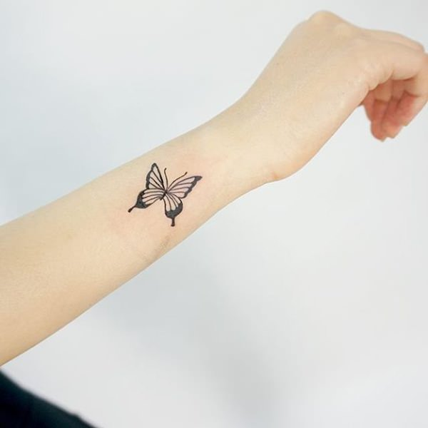 05 @ Butterfly Tattoos