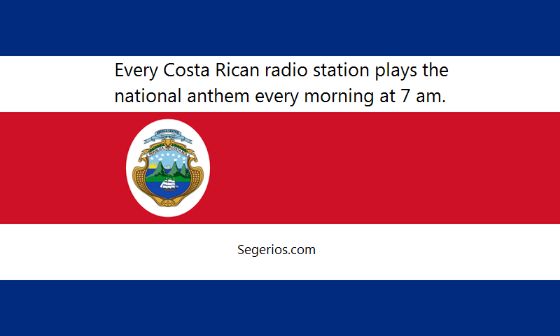 05 @ Costa Rica Facts