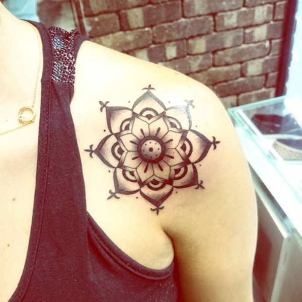 053 @ Mandala Tattoos Google.com