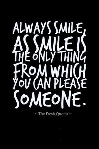 053 @ Smile Quotations