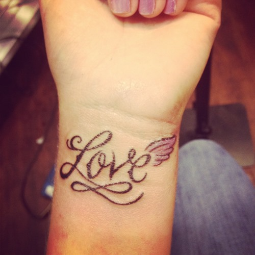 057 @ Love Tattoos Tuesday
