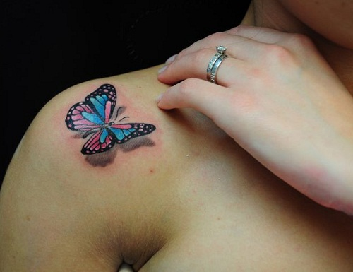 06 @ Butterfly Tattoo