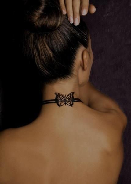 06 @ Butterfly Tattoos