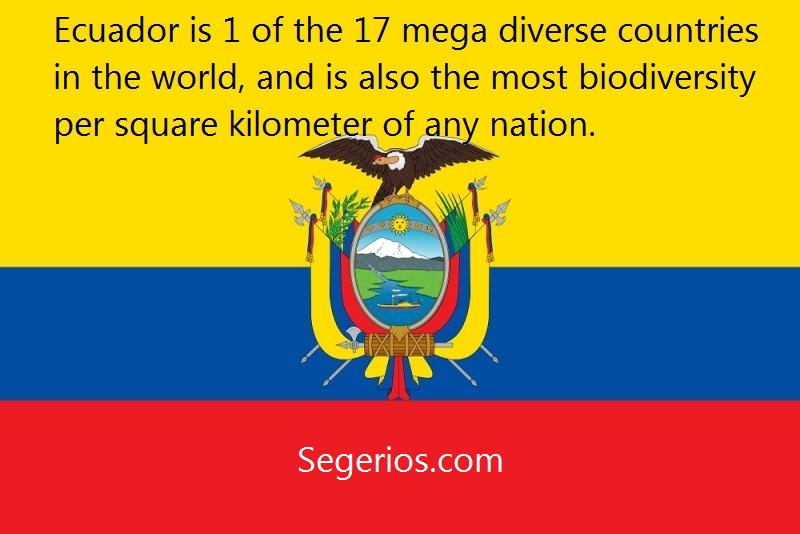 06 @ Ecuador Facts