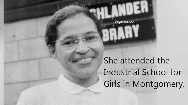 06 @ Rosa Parks Facts