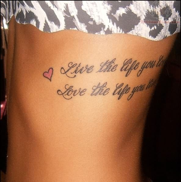 065 @ Love Tattoos Ebay