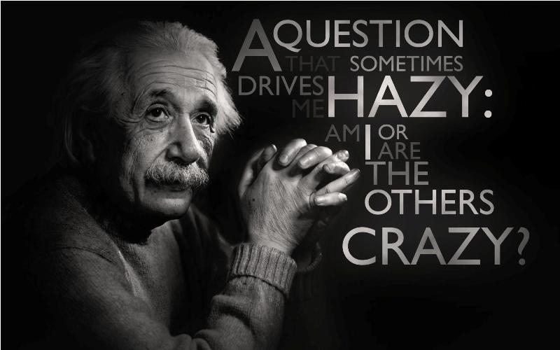 07 @ Albert Einstein Sayings