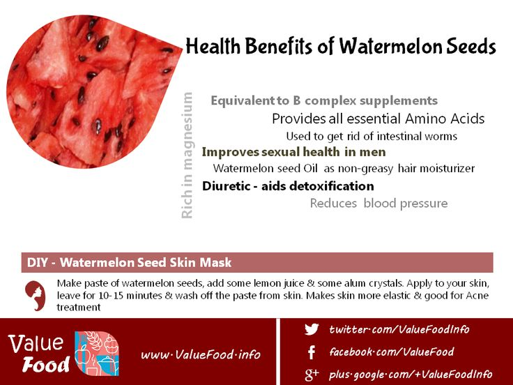 07 @ Health Benefits Of Watermelon