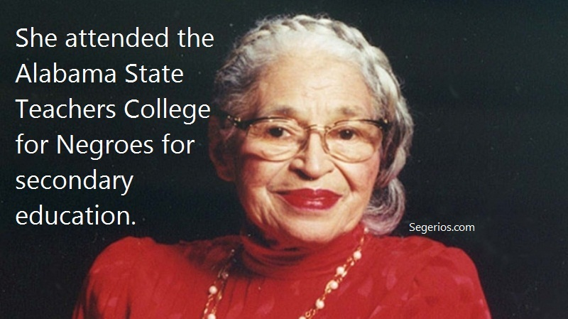 07 @ Rosa Parks Facts