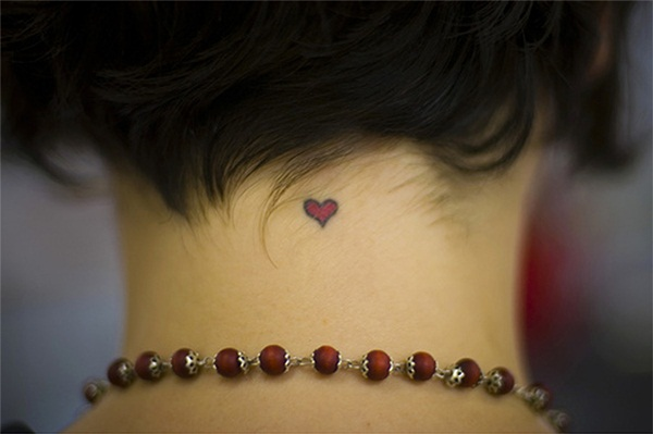 076 @ Heart Tattoos Backpage