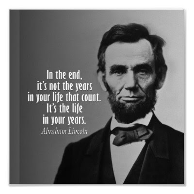 08 @ Abraham Lincoln Quotes