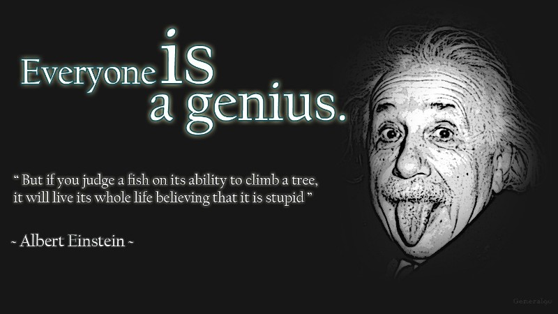 08 @ Albert Einstein Sayings