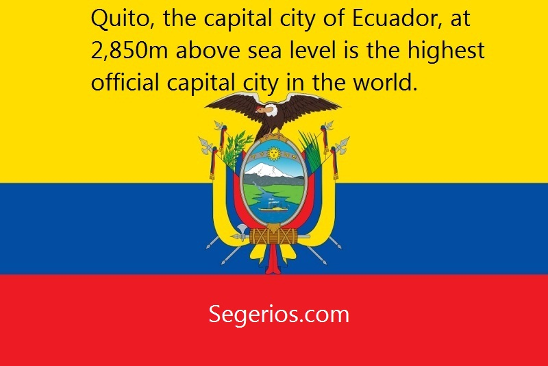 08 @ Ecuador Facts