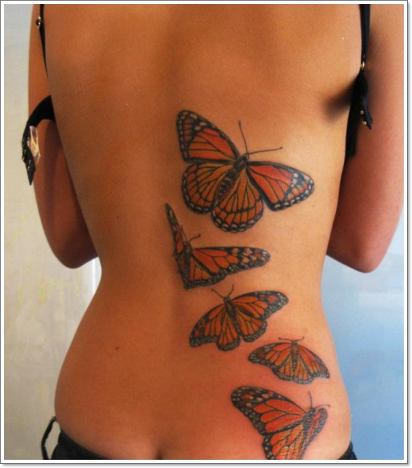 094 @ Butterfly Tattoos January