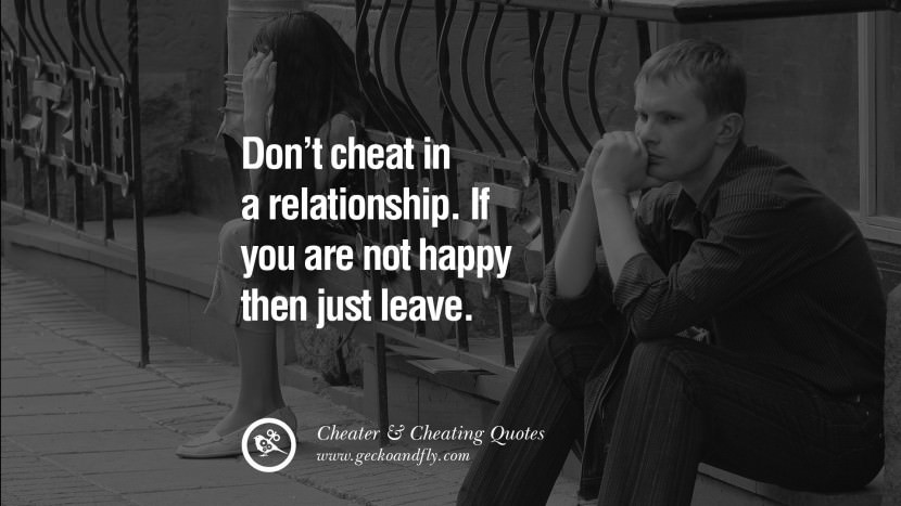 096 @ Cheating Quotes