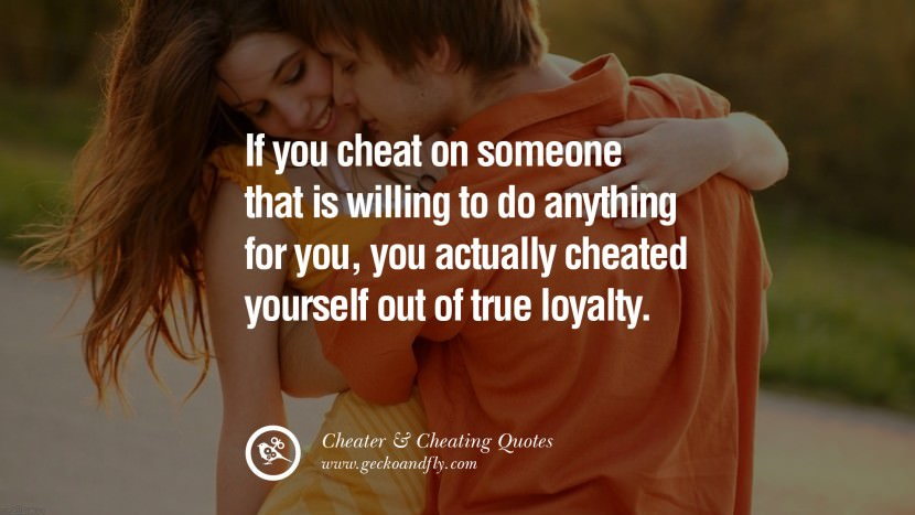 097 @ Cheating Quotes