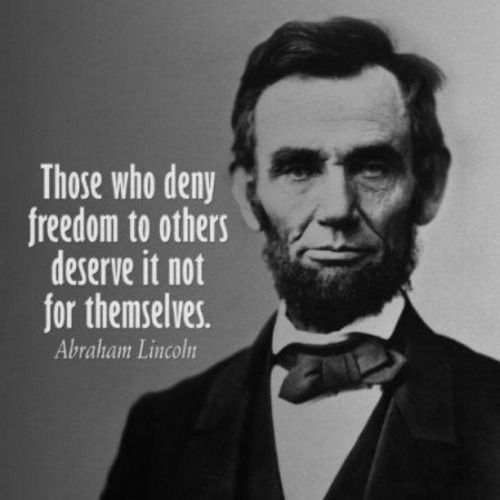 10 @ Abraham Lincoln Quotes