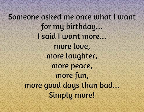 10 @ Birthday Card Quotes