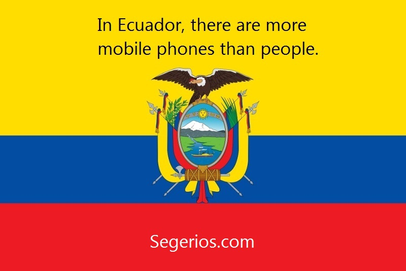 10 @ Ecuador Facts