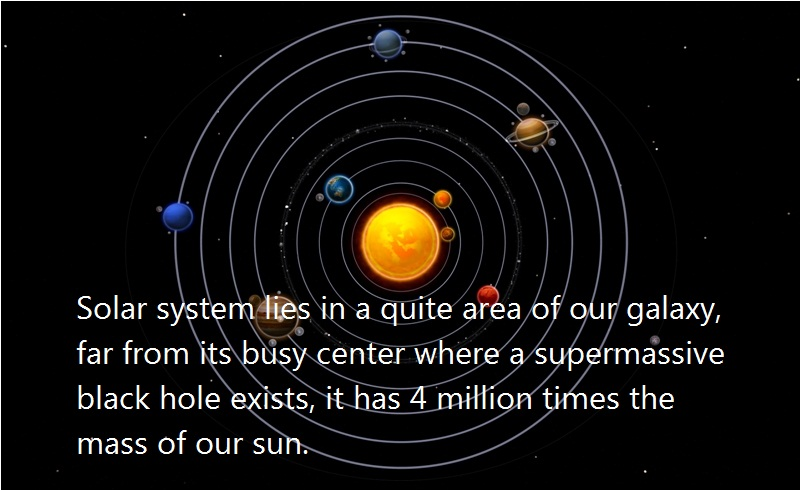 10 @ Solar System Facts