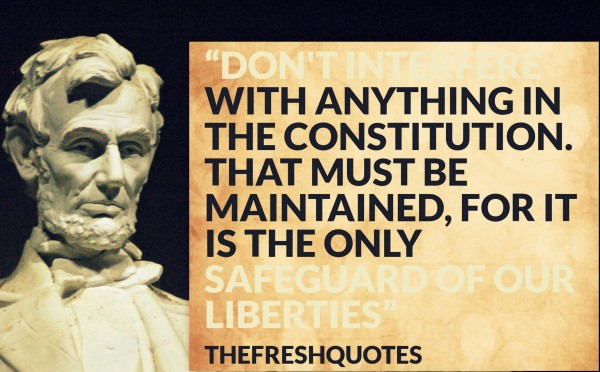103 @ Abraham Lincoln Quotes and Quotations