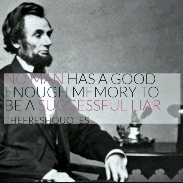 104 @ Abraham Lincoln Quotes and Quotations
