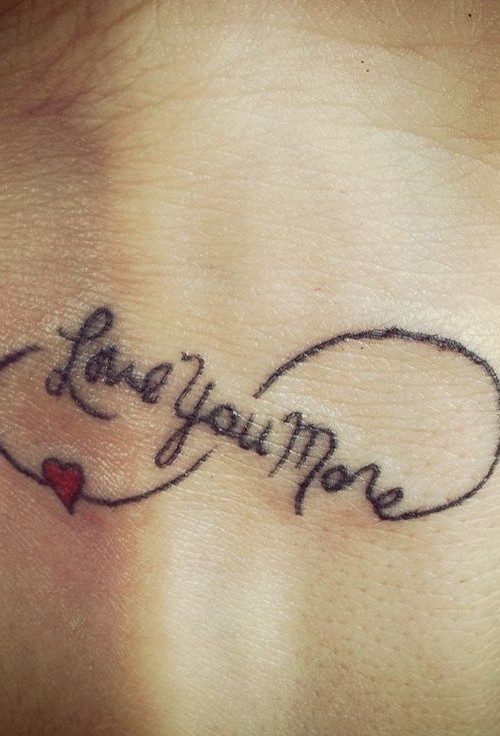 104 @ Love Tattoos Flipkart