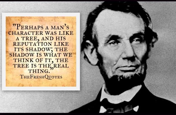 105 @ Abraham Lincoln Quotes and Quotations