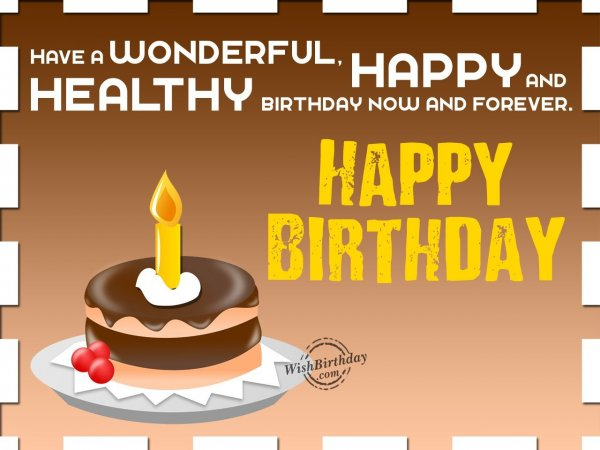 105 @ Birthday Wishes and Quotes