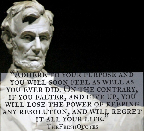 106 @ Abraham Lincoln Quotes and Quotations