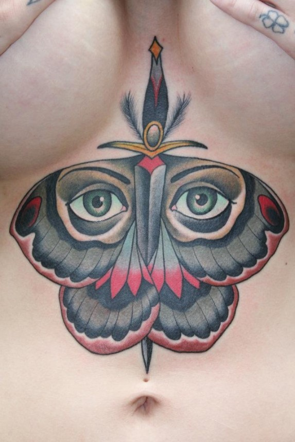 107 @ Butterfly Tattoos July