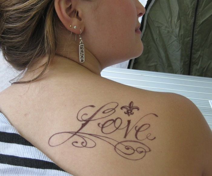112 @ Love Tattoos Monday