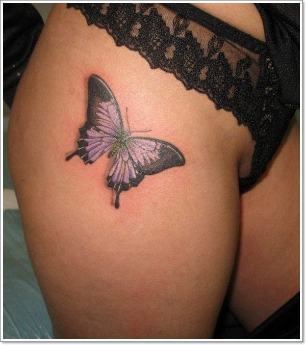 113 @ Butterfly Tattoos January