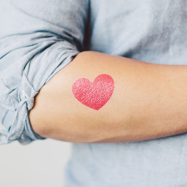113 @ Heart Tattoos Weather