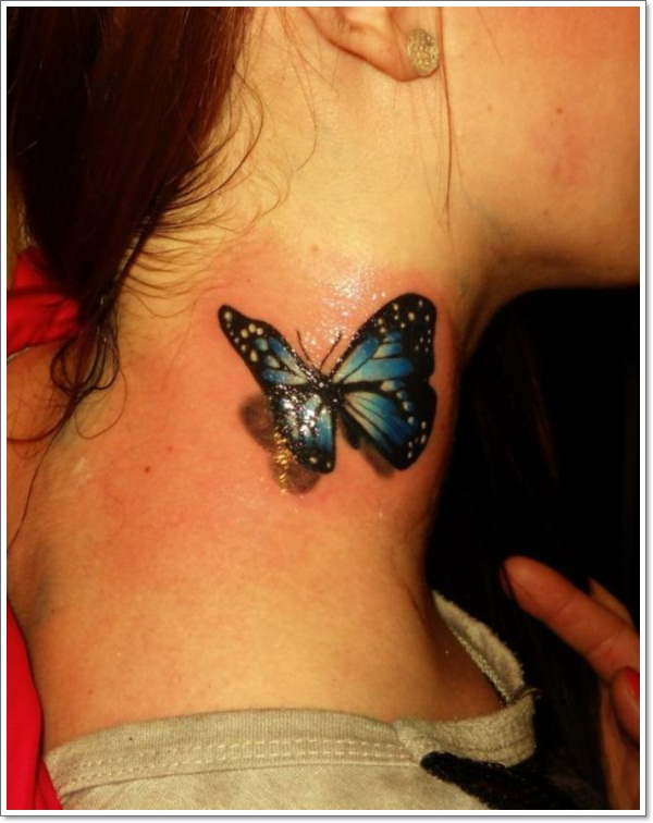 114 @ Butterfly Tattoos Saturday