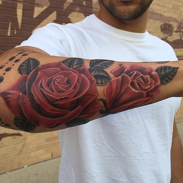 114 @ Rose Tattoos March