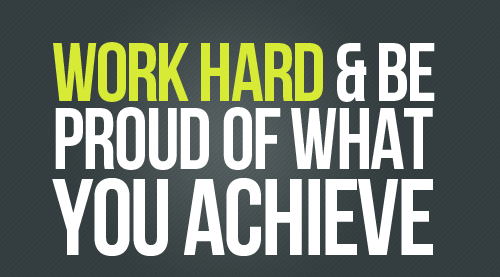 118 @ Motivational Hard Work Quotes Sorry