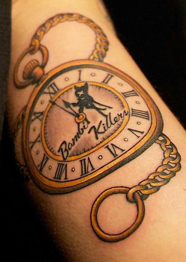 118 @ Time Tattoos Twitter