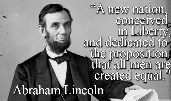 119 @ Abraham Lincoln Quotes Texas