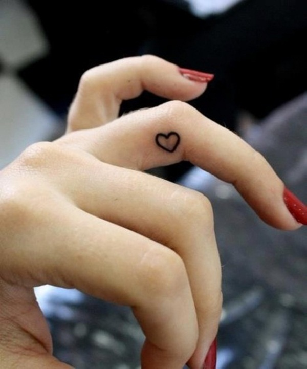 123 @ Heart Tattoos Snapdeal